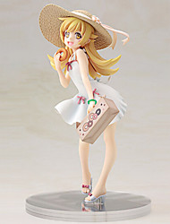 Nisemonogatari Anime Action Figure 18CM Model Toys Doll Toy