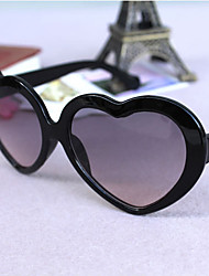 Kids Fashion Cute Heart-shaped Sunglasses