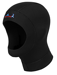 Unisex 3mm Diving Hoods Thermal / Warm Neoprene Diving Suit Diving Suits Hat-Swimming Diving