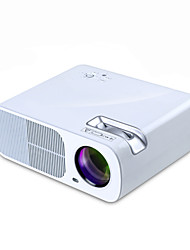 1080p home theater projector de negócios 2000 lumens 800x480 16: 9 1080p entrada VGA usb sd HDMI