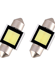 2PCS Cruze 12V 3W COB LED Width Lamp, Car Reading Lamp Car License Plate Lamp