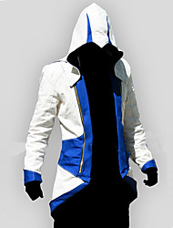 Video Game Assassinator Hoodie Cosplay Costume