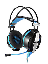 kotion elk G7000 7.1 usb surround sound gaming koptelefoon microfoon stereo headset LED-licht voor computer pc