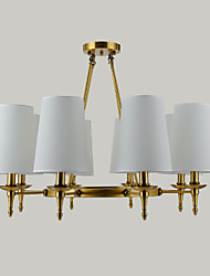 8-light  Modern Contemporary  Decorative Design Pendant Light/Dinning Room, Living Room, Family Room, Bedroom