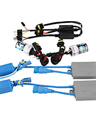 12V55W HID Ballast Bulb Headlight Conversion Kit H11 3000K 4300K 5000K 6000K 8000K