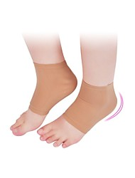 Couvre-chaussures(Peau) -Talon-Silicone