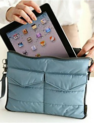 Travel Inflated Mat / Packing Organizer Travel Storage Fabric Blue / Green