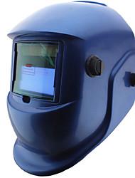 ferramentas de soldagem azul auto escurecimento solar, li bateria tig mma mig máscara de solda / Capacetes / tampão / óculos / olhos