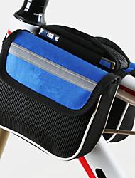 Bolsa de Bicicleta 2LBolsa para Quadro de Bicicleta Á Prova-de-Pó Vestível Anti-Derrapante Resistente ao Choque Bolsa de Bicicleta Malha
