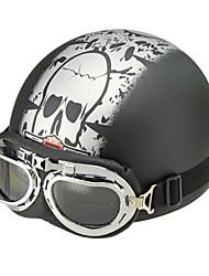 Helm-Schwarz- fürUnisex