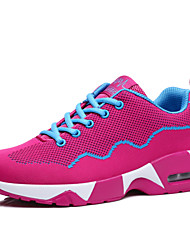 New Fashion Arrival Women's Air Mesh Brathable Running Shoes with Air Cushion Cushioning Trainer