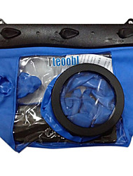 Dry Boxes Zwei-Fenster- Unisex PVC Blau