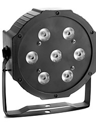 LY-LP041 RGB DMX 7-LED AC90V-220V 24W Stage Light