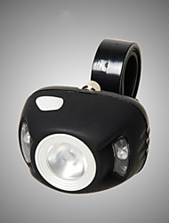 LED 3 Mode/ 350 LumensAdjustable Focus Waterproof Mini Bicycle Light/Induction headlights