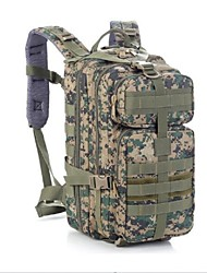 Men Canvas / Nylon Sports / Outdoor Backpack / Sports & Leisure Bag / Travel Bag-1# / 2# / 3# / 4# / 5# / 6#