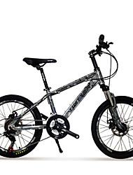 """Twitter® fietsen 21 versnellingen dubbele schijfremmen 20 """"mini wheel mountainbike aluminiumlegering"""