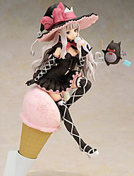 Shining Hearts: Shiawase no Pan Meredy 20CM Anime Action Figures Model Toys Doll Toy
