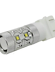 Picasso Santana 12V 3157 20W Car LED Reverse Lamp Car Turn Signal Lamp Car Brake LED Bulb  Car LED Lamp White Color