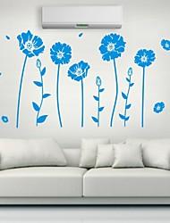 Romance / De moda / Florales Pegatinas de pared Calcomanías de Aviones para Pared,PVC S:39*71cm/ M:60*107cm / L:80*140cm