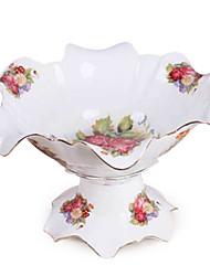 bol 1 pièces en céramique pour le thé décoration de l'après-midi