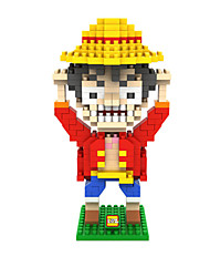 Loz Monkey·D·Luffy Loz Diamond Blocks Block Toys DIY Toys (360 Pcs)