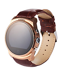 "Fashion Sports Watch1.22""IPS Capacitive Touch Screen Writ watch with Voice Gesture Conrol for Dual Systems"