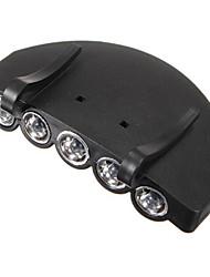 Iluminação Lanternas LED LED Lumens 1 Modo LED CR2032 Clipe / EmergênciaCampismo / Escursão / Espeleologismo / Ciclismo / Caça / Pesca /
