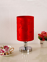 A Study Of fabric Dimmable Red Wedding Celebration lamp