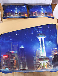 3D Bedding Set Print Duvet cover sets Twin queen FULL Beautiful pattern Real effect bedclothes bed linen
