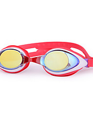 WAVE®Anti-Fog,Adjustable Size for Unisex Silica Gel(Frames) PC(Lens) Swimming Goggles