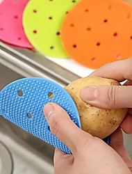 Multi-function Vegetable & Fruit Brush Potato Easy Cleaning Tools Kitchen Gadgets