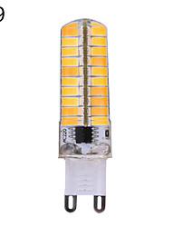 1 kpl YWXLIGHT E14 / G9 / G4 / BA15d 12W 80 SMD 5730 1200 lm Lämmin valkoinen / Kylmä valkoinen T Himmennettävä / KoristeltuLED Bi-Pin