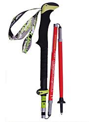 KORAMAN Tungstène Fibre de carbone 135cm (53 pouces)Bâtons de marche Bâtons Trekking Bâtons de marche nordiques Bâtons de marche