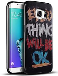 tudo vai ficar ok caso protetor samsung tampa traseira para Galaxy S7 / s7edge / S6 / s6edge