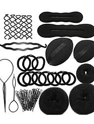 Disk Hair Tool Set