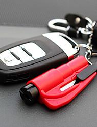 nouvelle urgence voiture automatique mini-marteau de sécurité fenêtre de coupe-ceinture de disjoncteur outil d'échappement de haute
