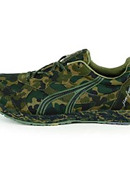 Unisex Outdoor Forest Camouflage Running Training Shoes