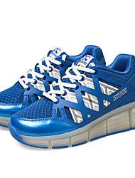 Sneakers a la Moda(Azul / Rojo) -Comfort / Innovador / Patines-Sintético / Tul