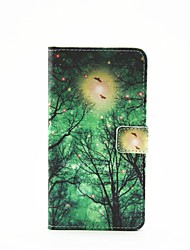 светлячка молнии картина окрашена случай телефона пу для галактики a3 (2016 г.) / a5 (2016 г.) / a7 (2016 г.) / a9