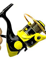 pequenas 12 + 1 rolamentos de esferas fddl ® pesca marítima 5,2: 1 pesca wr1000 roda molinete