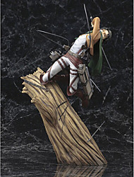 Attack on Titan Autres PVC One Size Figures Anime Action Jouets modèle Doll Toy