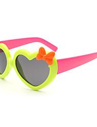 Girl's Photochromic 100% UV Butterfly Full-Rim Cat-eye Sunglasses(Random Color)