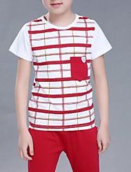 Jungen Kleidungs Set - Baumwolle Kurzarm Sommer