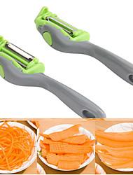 Multifunctional Peeler Blue Carrot Potato Peeler Melon Gadget Vegetable Fruit turnip Slicer Cutter