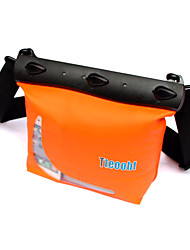 Dry Boxes / Dry Bags For Cellphone / Camera Bags / Waterproof Diving / Snorkeling Red / Orange / Green / Blue / Black / White PVC-Tteoobl