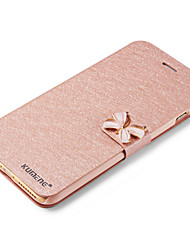 Luxury Butterfly Built-in Card slot Silk pattern Stand Flip Leather Case For iPhone 7 7 Plus SE 5s 5