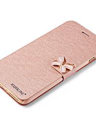 Назначение iPhone X iPhone 8 iPhone 6 iPhone 6 Plus Чехлы панели Бумажник для карт со стендом Флип Чехол Кейс для Сияние и блеск Твердый