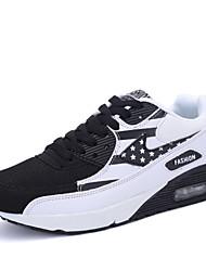 Turnschuhe Herren Schuhe Tüll Schwarz / Blau