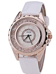 Woman's   Quicksand Rhinestone Belt Watch Cool Watches Unique Watches