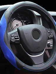 Sonata Steering Wheel Cover for Four Seasons Yellow Red Blue and Black